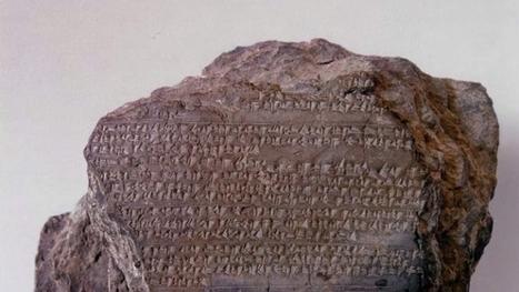 Anatolie : des tablettes vieilles de 4 000 ans portant sur les droits des femmes - Aujourd'hui la Turquie | Aux origines | Scoop.it