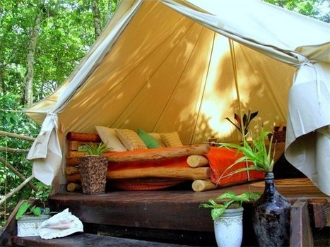 Acampar con Glamour es posible: El Glamping | CAMPING VALDERREDIBLE. | Scoop.it