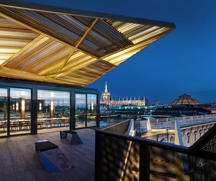India Art n Design Global Hop : Priceless Milano – Travelling Roof-top Restaurant! | India Art n Design - Creativity, Education & Business | Scoop.it
