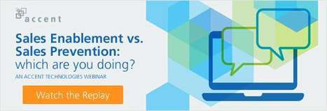Sales Enablement vs. Sales Prevention: which are you doing? | Social Media | Scoop.it