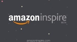 Amazon lance sa plateforme pédagogique Inspire | TICE, DOC & MEDIAS | Scoop.it