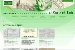 Généalogie 28 : Un nouveau portail pour les archives | Histoire Familiale | Scoop.it