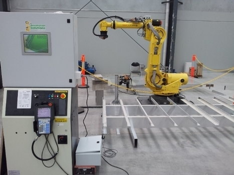 Fanuc Robots , Vision, Omron PLC Programming - Automation Solutions | Industrial Robotics | Scoop.it