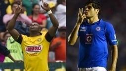 América vs. Cruz Azul, una 'clásica' rivalidad de más de 40 años - Deportes -  CNNMexico.com | soccer | Scoop.it
