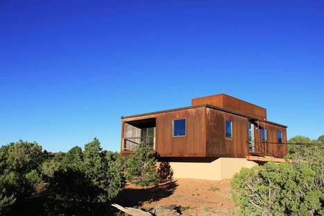 Celebrate Earth Day with These Low-Impact Prefab Homes | sustainable architecture | Scoop.it