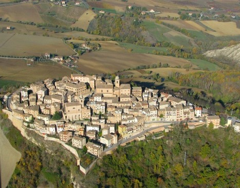 Montedinove in Le Marche among 12 small hamlets revived in Italy | Le Marche another Italy | Scoop.it