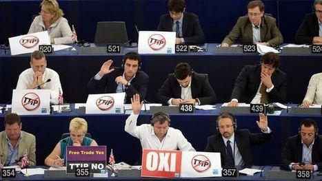 Accord Tafta/TTIP: Greenpeace dévoile des documents secrets sur les négociations | great buzzness | Scoop.it