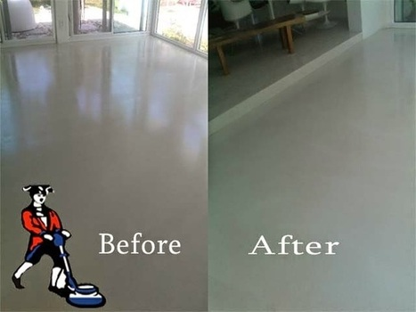 Concrete Staining Services in Fort Lauderdale | Concrete Floor Staining | Scoop.it