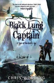 Black Gate » Articles » Pirates, Golems, and the Dread Queen of the Skies: Tales of the Ketty Jay by Chris Wooding | Journeys of the Sorcerer | Scoop.it