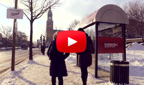 Social Experiment Gets Strangers To Hold Hands To Stay Warm | Interessante | Scoop.it