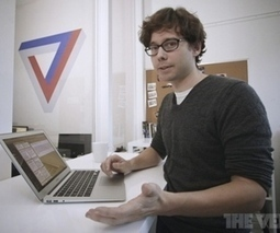 The Verge at work: backing up your brain | academiPad | Scoop.it