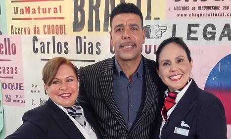Chris Kamara guides fans how to speak Portuguese ahead of World Cup | BrazilWorldCup | Scoop.it