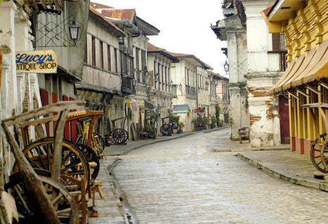 Vigan among finalists in 'New 7 Wonders Cities' campaign | The Traveler | Scoop.it