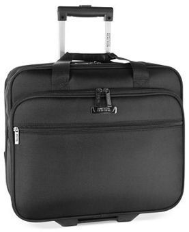 Kenneth Cole Double Gusset Rolling Laptop Business Case - Backpacks & Messenger Bags - luggage - Macy's | business | Scoop.it