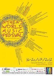 04-07-2012: Athens World Music Festival στην Τεχνόπολις   Αθήνα   travelling 2 Greece   Scoop.it