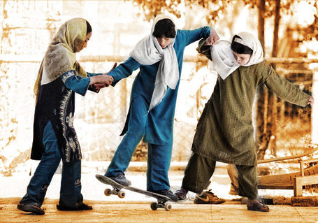 "NYTimes video: ""Skateistan"" 