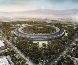 Apple plans to move into new 'spaceship' Cupertino campus in 2016 | Digital-News on Scoop.it today | Scoop.it