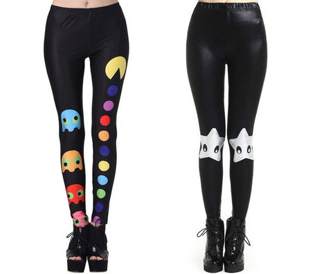 Gaming leggings | All Geeks | Scoop.it