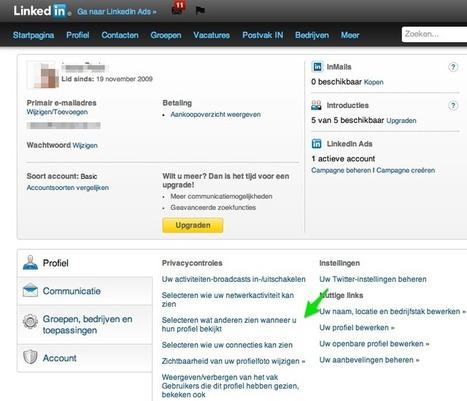 Blog Netwerven | Hoe val je op als sollicitant in LinkedIn? 7 TIPS & TRICKS - NUwerkNet | #Solliciteren #Netwerken # Social Media | Scoop.it