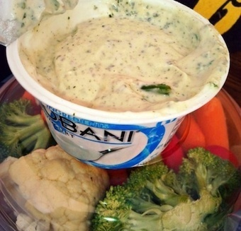 Ranch Dip Recipe: Healthy but tastes darn near the same as the junk | Beachfitrob | Scoop.it