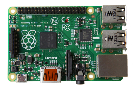 Meet the significantly improved, yet still affordable, Raspberry Pi Model B+ - BGR | Raspberry Pi | Scoop.it