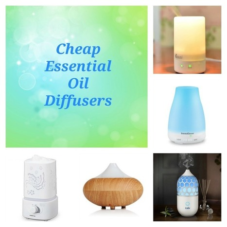 10 Cheap Essential Oil Diffusers | Healing Oils | Scoop.it