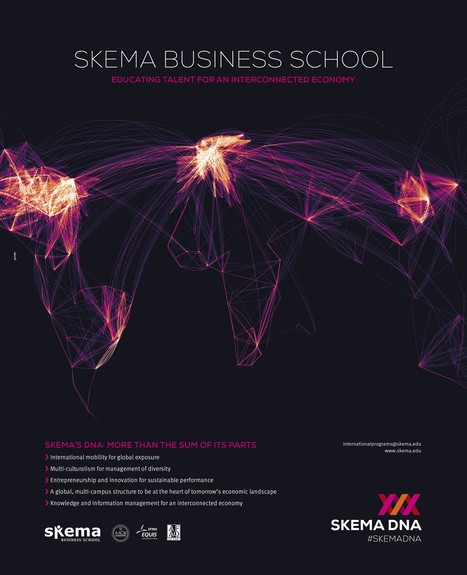 SKEMA Business School : 5 ans de success-story à l'international. | Les News de l'agence Gazelle Communication | Scoop.it