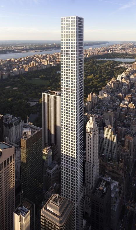 The World Now Has 100 Supertall Buildings | Arquitectura, Eficiencia Energética y Certificación Energética | Scoop.it