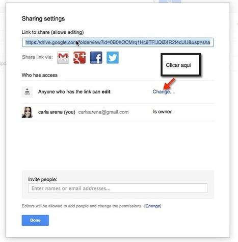 Google Slides: Pela Criação Colaborativa de Apresentações | carlaarena.com | APRENDIZAJE | Scoop.it
