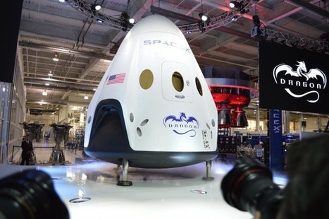 SpaceX shows off Dragon V2, its brand new manned space capsule | Multiverse | Scoop.it