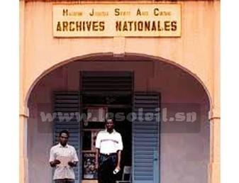 Projet « mémoire partagée… » : La France engage la numérisation des archives de l'Aof | Nos Racines | Scoop.it