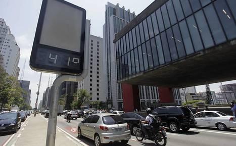 Capital paulista tem o janeiro mais quente dos últimos 71 anos | Agência Brasil | Newsletter | Scoop.it