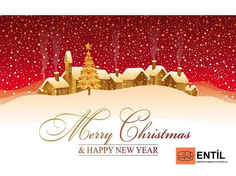 Merry Christmas & Happy New Year | Entil A.Ş. | Scoop.it
