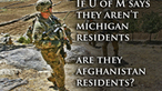 University of Michigan: Stop Discriminating Against Student Veterans | Coffee Party Feminists | Scoop.it