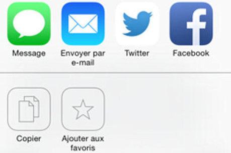 [Etude] Le partage d'articles sur mobile se fait d'abord via SMS, ensuite sur Twitter ou Facebook | Usages web et mobiles, tendances et comportements d'achat | Scoop.it