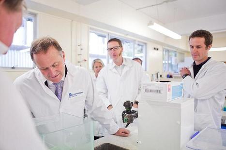 NEW ZEALAND: $26 million investment recognizes ground-breaking research   Aquaculture (Global Aqua Link)   Scoop.it