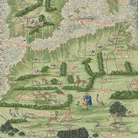 Exposition : au MuCEM, le dessous des cartes coloniales | Géographie : les dernières nouvelles de la toile. | Scoop.it