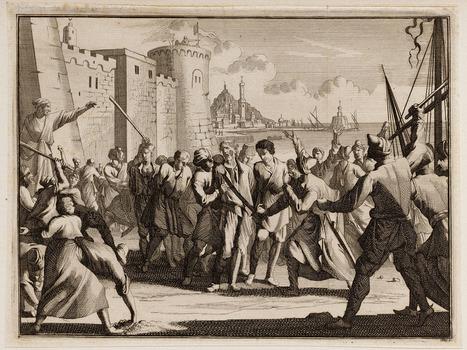 A la pêche aux esclaves blancs en Méditerranée - Books | Nos Racines | Scoop.it