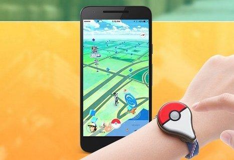 Pokémon Go: Millones realizan más actividad física - Geek's RooM | Bits on | Scoop.it