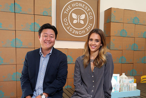 Jessica Alba's The Honest Co. Raises $70M, Preps for IPO | #MeaningfulBrands | Scoop.it