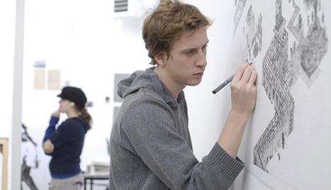Incorporate art in STEM fields to encourage creative thinking   Higher Education   Scoop.it