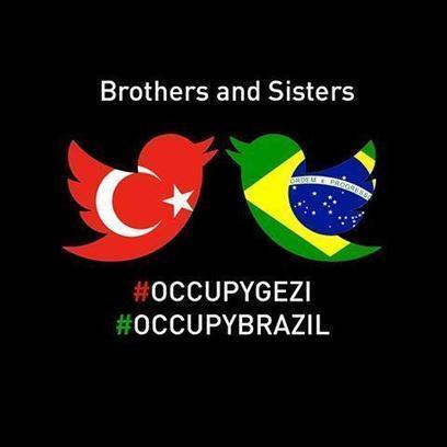 Twitter / DilekKanatli: Now we are one.People fighting ... | whatshappeninginTurkey | Scoop.it