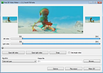 Make 3D video with Free 3D Video Maker: DVDVideoSoft.com | Machinimania | Scoop.it