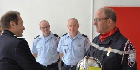 Décorés un 14 juillet   Sapeurs-pompiers de France   Scoop.it