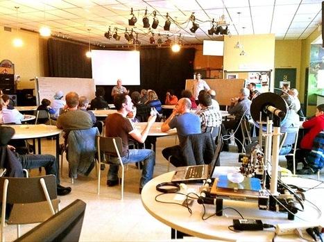 Retour sur Imaginons un atelier Fab Lab à La Pocatière | Fab Lab à l'université | Scoop.it