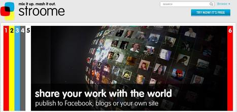 Stroome Brings Easy Video Collaboration and Social Sharing to the Cloud | Social Media Headlines | Scoop.it