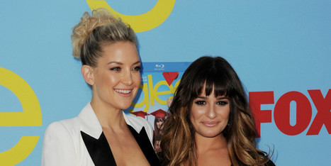 How Kate Hudson Helped Lea Michele Cope With Cory Monteith's Death | For Women | Scoop.it