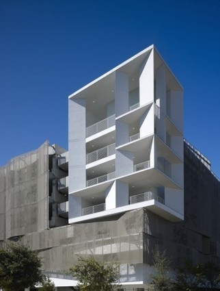 [San Francisco, CA, USA] Mission Bay Block 27 Parking Structure / WRNS Studio | The Architecture of the City | Scoop.it