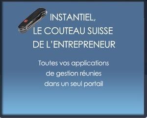 logiciel gratuit en ligne Instantiel Fr 2013 CRM Licence gratuite - Couteau Suisse de l'entrepreneur | Ressources Numériques | Scoop.it