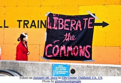 Issue 3 – Occupying the Commons | The Future of Occupy | Networked Labour | Scoop.it